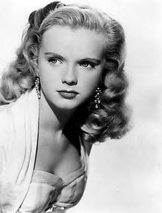 Anne Francis***Research for possible future project.