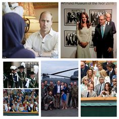 #TheSummary_OfTheWeek [4th-10th] ; 1]. 5th July 2016. The National #StandUpToBullying day - The Duke of Cambridge's meeting at Kensington Palace. /2]. 6th July 2016. HRH The Duchess of Cambridge attends to present the Art Fund Museum of the Year 2016 prize. 3]. 7th July 2016. HRH The Duke of Cambridge attended the Thistle Service at St Giles' Cathedral. / The same time, The Duchess of Cambridge arrived at 10th Day of Wimbledon [The Match- Williams vs Vesnina] .👑4]. 8th July 2016. TRH with…