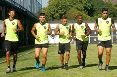 Blog do FelipaoBfr: Botafogo começa a maratona de treinos antes de enc...