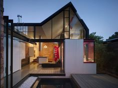 Andrew Maynard Architects | Vader House