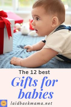 Buying presents for babies is a lot of fun. We have put together a list of the 12 best gifts for babies that they will love opening whatever the occasion! First Birthday Gifts, Baby Girl First Birthday, Birthday Ideas, Unique Baby Gifts, Baby Girl Gifts, Newborn Care, Newborn Gifts, Parenting Done Right, Best Baby Shower Gifts