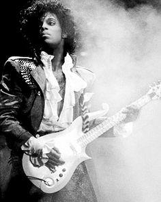 Prince. He's short like me. Top Track: Raspberry Beret