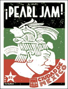 Pearl Jam Ciudad de Mexico 2003