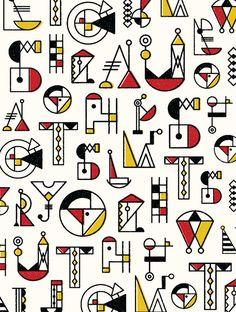 """La articulación y acentuación de páginas con símbolos distintos o de elementos tipográficos destacados en color, y la información finalmente directa en una combinación del texto y de la fotografía, para la cual el nombre """"Tipofoto"""" fue creado."""