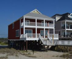 Garden City Beach Rental Beach Home: Daddy O | Myrtle Beach Vacation  Rentals By Dunes