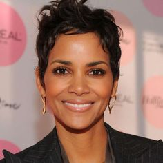 Halle Berry is on every list of good looking women. How can she be 49? Time flies but she stays the same!