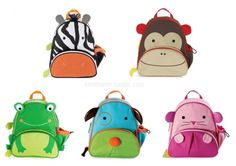 Accessories: Backpacks
