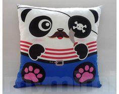 Panda Panda decorativos almohada peluche niños cojín por mymimi