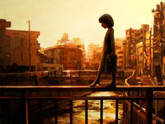 Walking by Shintaro OHATA