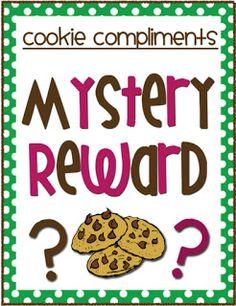 Mrs. Heeren's Happenings: Cookie Compliments & Brownie Points                                                                                                                                                      More