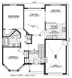 Floor Plan First Story European Plan, European House, European Style, Best House Plans, Dream House Plans, Duplex Plans, Floor Plan Drawing, Monster House Plans, Bungalow House Plans