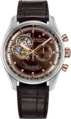 Zenith [NEW] El Primero Chronomaster Power Reserve Terra Special Edition 03.2086.4021/77.C494 at Special Offer:- HK$59,000.