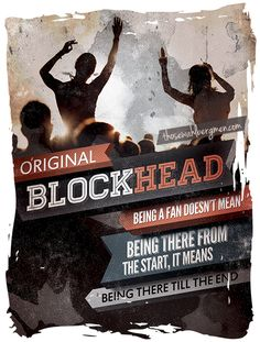 ...Till the end... #Blockhead #NKOTB #DonnieWahlberg #Graphic #Design