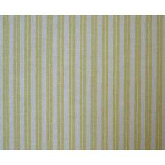 Sheetworld Dual Stripe Crib Sheet Color: