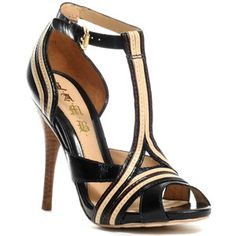 L.A.M.B. Women's Tailynn Heel - Black