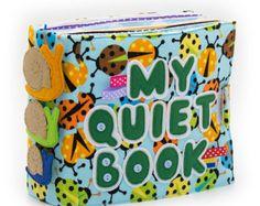 Livre livre déveil Eco friendly éducatif doux livre par MiniMoms