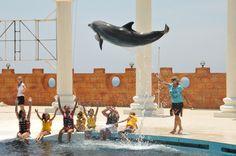 Alanya, Turkey, Dolphin Park