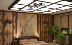 Japanisches schlafzimmer ~ Herrliches schlafzimmer im asiatischen stil ausgestattet ideen