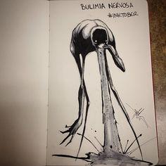 Bulimia Nervosa by Shawn Coss (@ShawnCoss) on Twitter