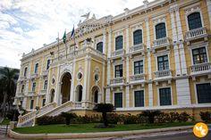 Palácio Anchieta no centro de Vitória - Espírito Santo