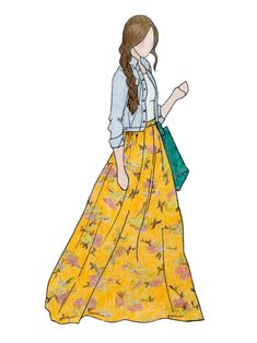 great idea, making a maxi drees from old long dress! Trendy Handbags, Purses And Handbags, School Purse, Expensive Purses, Cute Purses, Thrifting, Old Things, Clothes Refashion, Floral
