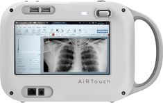 Air Touch. Radiographie portable. Aspenstate - Medical Imaging Solutions
