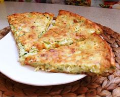 Quiche, Easy, Recipies, Food And Drink, Cooking, Breakfast, Pizza, Recipes, Kitchen