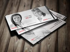 Business Cards for Top Real Estate Team by Izabela