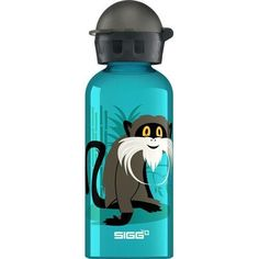 Sigg Water Bottle - Cuipo Cezar - .4 Liters