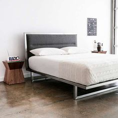 Midway Bed By Gus Modern