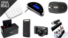 Today's Best Deals: Logitech Anywhere Mouse, Louder Laptop Sound, More