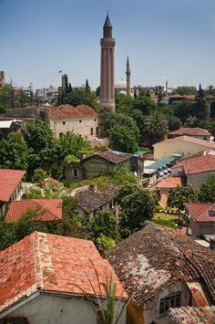 Old Town, Antalya, Turkey | by Darrell Godliman