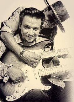 Stevie & Jimmie Vaughan