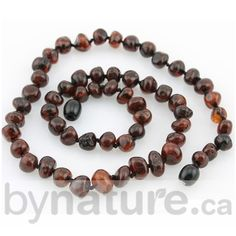 Baltic Amber Necklace, Adult