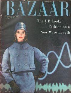 Harper's Bazaar August 1968