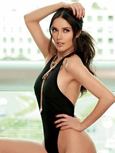 Una de las mexicanas más guapas del medio artístico nos presume tremenda figura. (Revista Open)