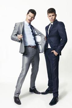 Charlie & Max Carver