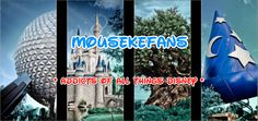 *ATTENTION DISNEY ADDICTS! Do you like to chat about Disney? Come join us now for some friendly Disney conversation! ***MOUSEKEFANS***