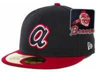 Buy Atlanta Braves New Era MLB Cooperstown Patch 59FIFTY Cap Fitted Hats and other Atlanta Braves products at Lids.com