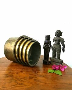 Antique super rare Kongunadu adukku pathiram set of five concentric canisters 70 years old dowry collection unused brand new state..A…