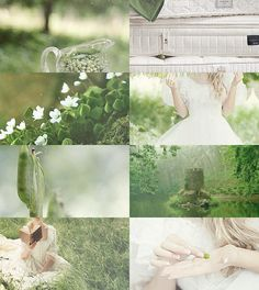Fairy Tale Picspam→ The Princess and the Pea/ not my impression of the story but lovely all the same
