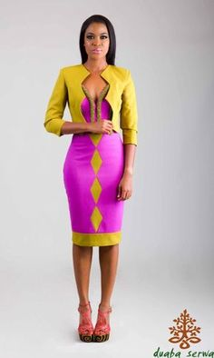 I like the color combination.    For unique and exotic fashion and style follow us on instagram @soubaiselection   or visit http://myworld.ebay.com/soubaiselection