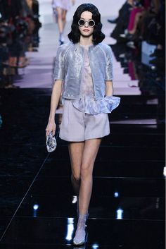 Armani Privé Alta Costura Primavera Verano 2016 (Paris Alta Costura)