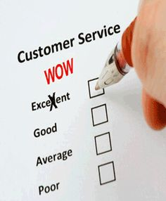 What Was The Last WOW Customer Service Experience You Received