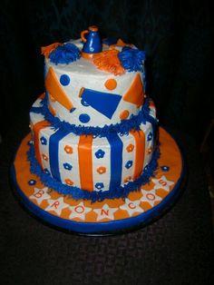 Monica Forte Mancini - Cheer Cake