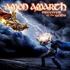 Deceiver of the Gods - Amon Amarth, CD