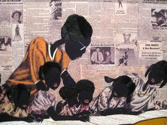 leroy campbell african american art | ... Arts Show Features Works Reflecting African American Life | Arts