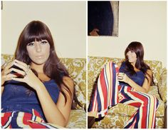"soundsof71: "" Cher, 1970, by Michael Ochs, via. Amaaaaazing pants. """