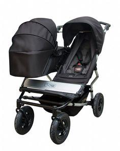 Mountain Buggy Duet Stroller ($545) - Excellent Deal!