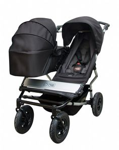 Mountain Buggy Duet Stroller ($545) - Excellent Deal! If I ever have another